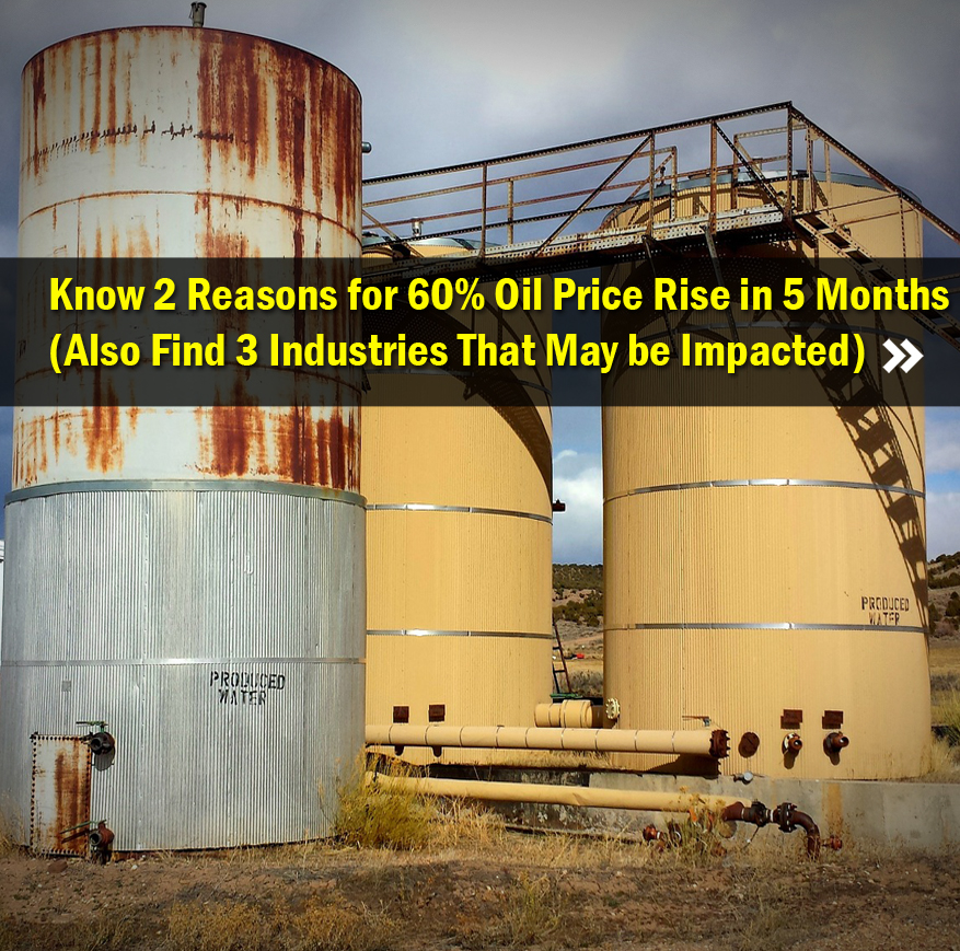 effects of rising oil prices Rise & impact of crude oil  feeling pressure because of oil-dollar linkage as the rising price of oil  it maintained that one of the effects of low prices.