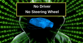 Autonomous Cars Without Steering Wheels