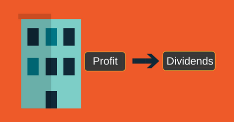 Many Large Companies Pay Profits As Dividends