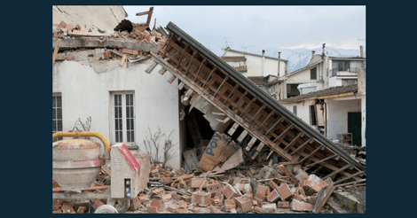 Natural Disaster - Earthquake