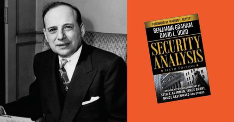 Benjamin Graham's Secruity Analysis