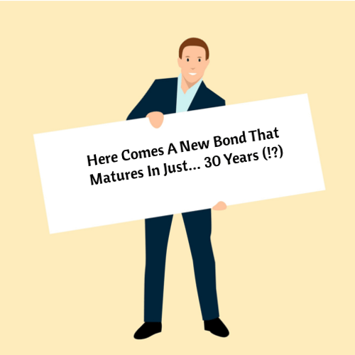 Treasury Bonds are Announced Before Auction