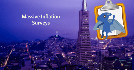 Massive Surveys For Inflation Measurement