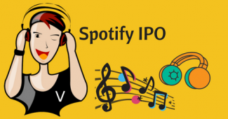Interesting Spotify IPO