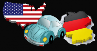 US German Auto Industry