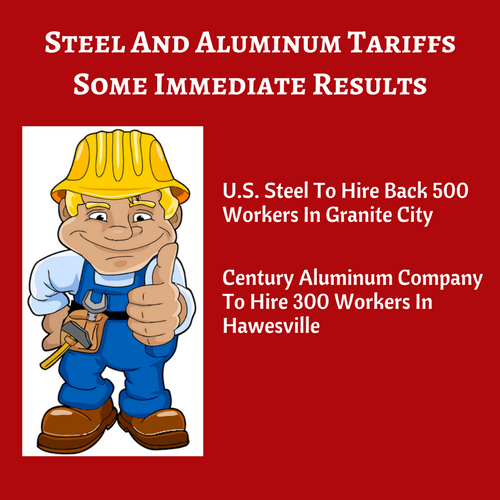 Steel & Aluminum Jobs Are Being Created Again