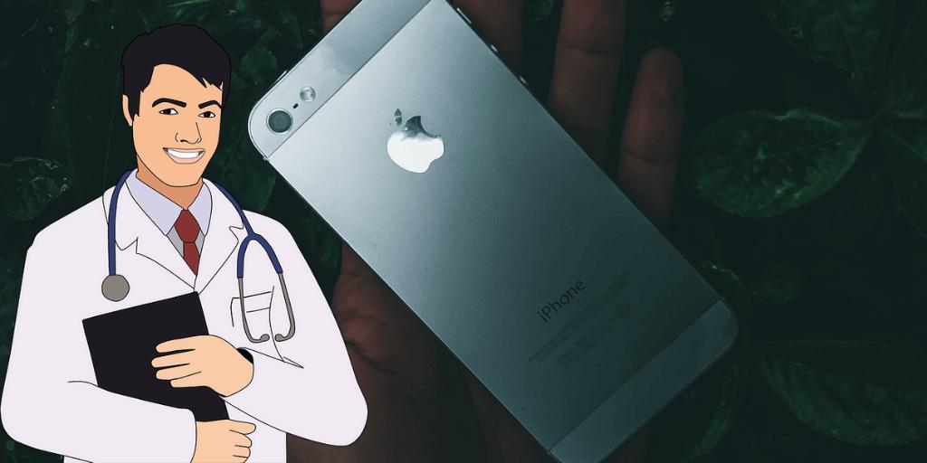Apple Hires Doctors